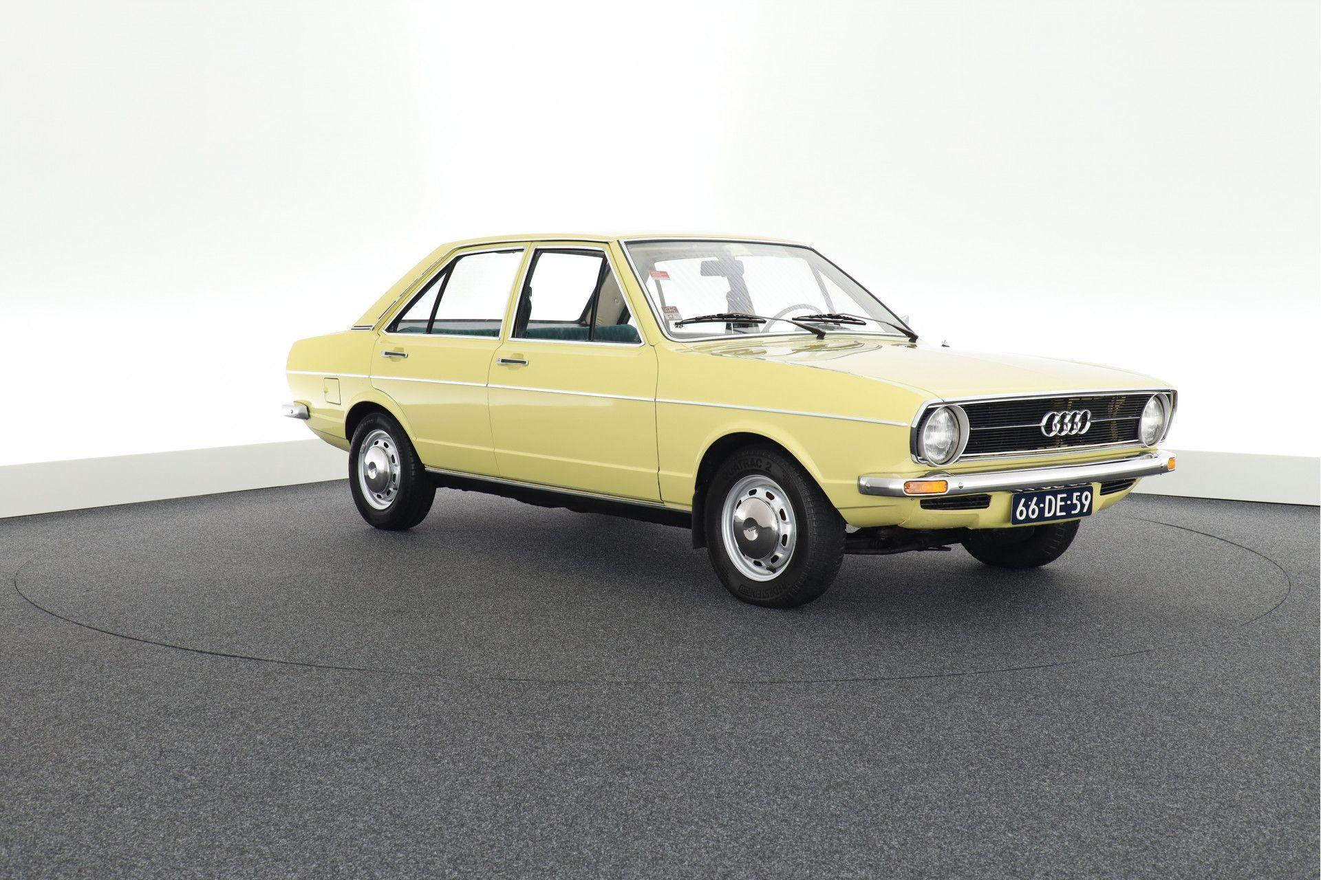 Audi 80 1.3 60pk L Originele NL Auto 1974 - Autobedrijf Martens